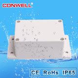 Tamanhos elétricos brancos plásticos da caixa de junção do tamanho padrão