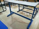 Nuevo escritorio del estudiante de los muebles de Calssroom de la escuela del diseño