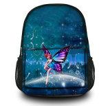 Neuer Form-Schule-Segeltuch-Rucksack-Laptop-Schulter-Beutel für Frauen