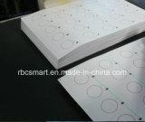 O embutimento do smart card das microplaquetas da identificação de Lf/Hf/UHF RFID cobre o fornecedor