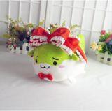 Juguete relleno felpa japonesa de la muñeca