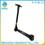 5 scooter plié électrique de mobilité de roue de pouce deux d'équilibre sec d'individu