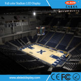 P7.62 cubo interior a todo color de pantalla LED de Stadium