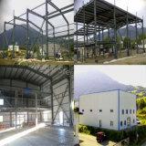 Almacén Estructura metálica Shed para Sudán