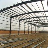 Structures métalliques faites sur commande pour la construction d'atelier