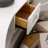 現代デザイン居間ホテルの寝室の家具- Fb1147のためのリネンファブリックソファー
