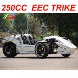 La Roadster Trike Ztr 250cc CEE aprobó