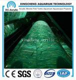 Material de acrílico personalizado Aquário acrílico de tanque de peixes marinhos