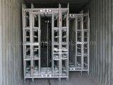 Hot DIP Galvanized Frame Scaffolding para venda