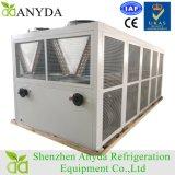 Industrielle Luft, die schraubenartige Wasser-Kühler-Kühlvorrichtung kondensiert