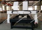 O dobro dirige a máquina de madeira do router giratório do CNC para a venda
