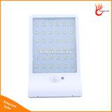 Etanche 36 LED solaire de jardin Applique avec détecteur de mouvement