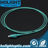 Отрезок провода LC Om3 0.9mm оптического волокна