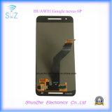 Передвижная франтовская индикация экрана LCD касания сотового телефона для цепи 6p Huawei Google