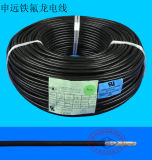 Calibre de diâmetro de fios 1330 do UL 20 24 fios isolados Teflon de 26 28 FEP