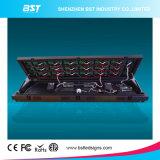 Передний доступ P5, P6, P8, P10, напольная индикация СИД полного цвета 1r1g1b для коммерчески рекламировать