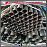 中国のよい価格水Tranportの溝がある黒ERW穏やかな鋼管