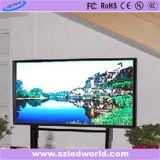 Крытая фабрика доски экрана индикаторной панели полного цвета фикчированная СИД рекламируя (P3, P4, P5, P6)