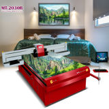 Impresora plana ULTRAVIOLETA de la impresora del metal plano ULTRAVIOLETA del Manufactory LED