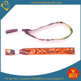 Kundenspezifisches förderndes preiswertes Gewebe-Handgelenk-Band von China