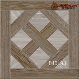 600x600mm para inyección de tinta de cerámica vidriada suelo rústico mosaico para dormitorio