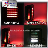 Jk를 위한 지프 논쟁자 LED 표시 빛을%s 6*8 인치 LED 테일 빛
