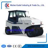 rolos pneumáticos do Liso-Pneu 15ton para a estrada/aeroporto High-Class/estrada municipal e a terra industrial