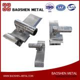 La producción de lámina metálica de acero inoxidable Fabricación de piezas de repuesto Piezas de maquinaria