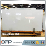純粋な白Ng03のNano結晶させたガラス石造りの平板