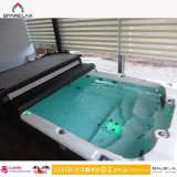 6 Adultes Endless Swim SPA Outdoor Jacuzzi Piscine