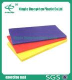 Stuoia di gomma della pavimentazione di forma fisica di ginnastica del pavimento della stuoia di ginnastica di ginnastica non tossica antiscorrimento della stuoia