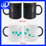11oz Sublimation Color Changing Mug for Drinking