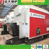 caldaia a vapore infornata carbone automatico della griglia della catena di 4ton 4000kg con più di 20 anni Using vita