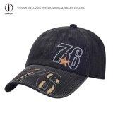 La gorra de béisbol lavada del casquillo se divierte el sombrero del golf del casquillo de la manera de la gorra de béisbol del algodón del sombrero