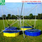 Trampolino di salto dell'ammortizzatore ausiliario caldo di vendita, trampolino adulto commerciale dell'ammortizzatore ausiliario