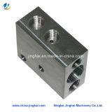 Pièces en aluminium à usinage de précision CNC d'installation pneumatique