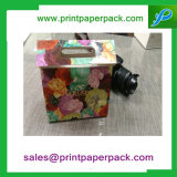 装飾的で精巧な耐久の宝石類の装飾的な紙袋