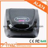 Amplificatore portatile dell'altoparlante esterno del carrello con il microfono