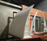 Material de material plástico econômico Canopy para varanda Roofing Awning