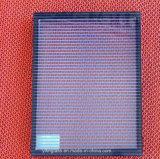 Colore lustrato doppio verniciato di vetro