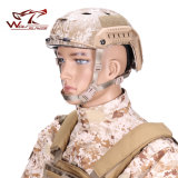 La marina táctica BJ rápido labra el casco a prueba de balas de Airsoft del casco del casco militar de la motocicleta del casco