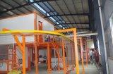 Ligne d'enduit de poudre de haute performance pour des produits en métal