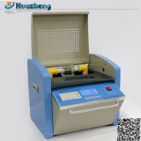 Nuevo tipo portable probador automático en línea de Bdv del petróleo del transformador