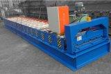 機械装置を形作る台形プロフィールの金属板の鋼鉄床のDeckingロール