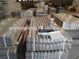 Strato ondulato galvanizzato del tetto dello zinco d'acciaio di Alu del galvalume