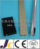 솔질한, 밝은 양극 처리된 알루미늄 단면도 (JC-T-83060)의 확실한 공급자