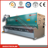QC12y Serien-hydraulische Guillotine-Schere 6 *4000, heißes Verkaufs-Maschinen-Scheren