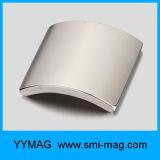 De sterke Magneet van het Neodymium van de Boog van de Zeldzame aarde Permanente Gesegmenteerde