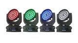Bewegliches Hauptwäsche-Licht des Summen-36X10W 4in1 LED