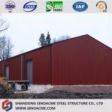 Entrepôt préfabriqué/construction de structure métallique à vendre